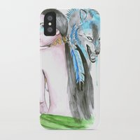 indie iPhone & iPod Cases featuring Indie by Tamara Kajper