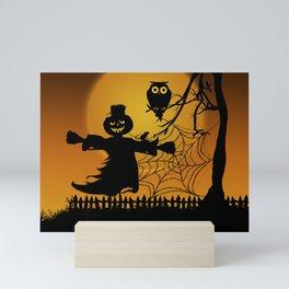 Spooky Halloween 5 Mini Art Print