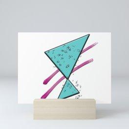 Wet September Mini Art Print