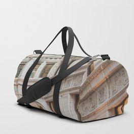 Wrigley Building - Chicago Photography Duffle Bag