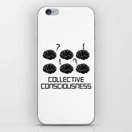 Collective Consciousness iPhone Skin