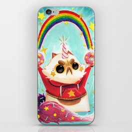 Donut Power! iPhone Skin