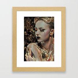 IT'S ALREADY MINE 002 Framed Art Print