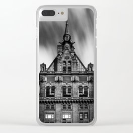 The Sherry-Netherland Clear iPhone Case