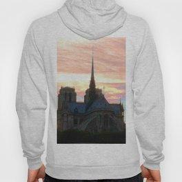 Notre Dame de Paris Hoody