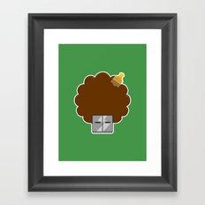 YO.SB! Framed Art Print