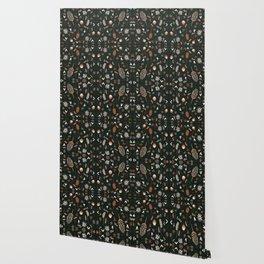 Autumn feeling pattern Wallpaper