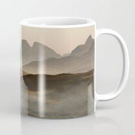 Sunny morning on Skye Island Coffee Mug