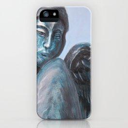 Angel RAMM iPhone Case