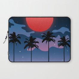 SOUTH BEACH PALMS Laptop Sleeve