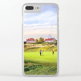 Royal Liverpool Golf Course Hoylake Clear iPhone Case