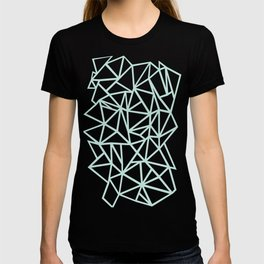 Ab Outline Thick Mint T-shirt