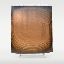 Modern Ancient Shower Curtain