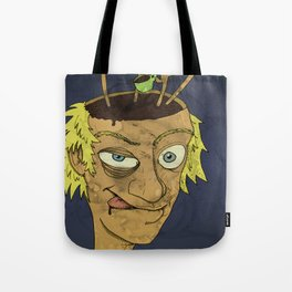 One more cup of coffee 'fore I go to the valley below Tote Bag
