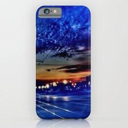 Morning Travel in Kenosha iPhone Case