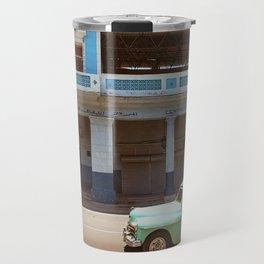 Centro Cutural Cubano Arabe Travel Mug