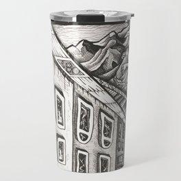 Chasm: Detail 1 Travel Mug