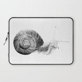 Happy Little Snail Laptop Sleeve