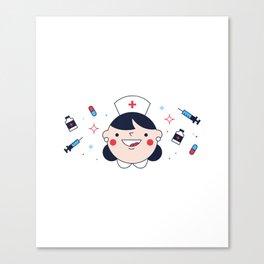 National Nurses Day Canvas Print