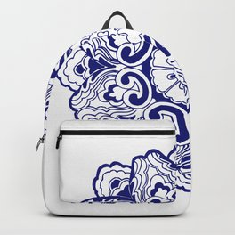 Chinese Lucky Pattern Backpack