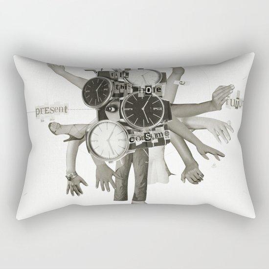timetable Rectangular Pillow
