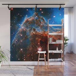 Monkey Head Nebula Wall Mural