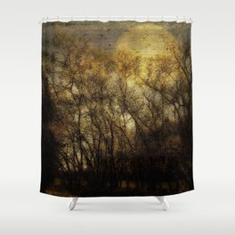 Hush Now Shower Curtain