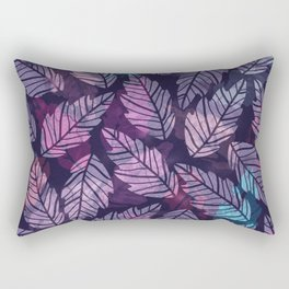 Colorful leaves II Rectangular Pillow