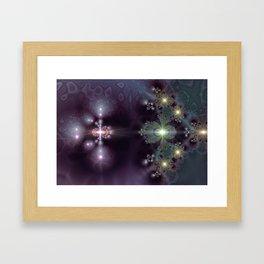 Cradle Framed Art Print