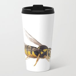 Wasp by Lars Furtwaengler | Colored Pencil / Pastel Pencil | 2011 Travel Mug