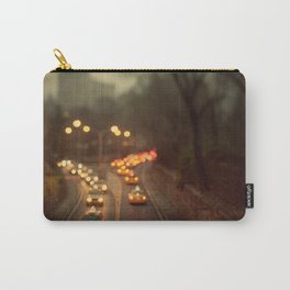 Taxicab Confessions - New York Carry-All Pouch