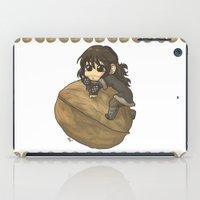 kili iPad Cases featuring Kili&Walnut by AlyTheKitten