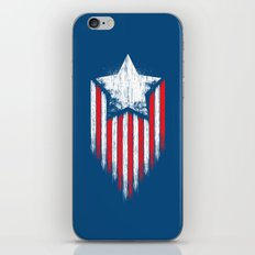 Star & Stripes iPhone & iPod Skin