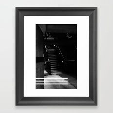 Westminster Underground Framed Art Print