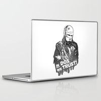 robocop Laptop & iPad Skins featuring Robocop  by Superdroso