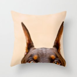 Creeper Of My Soul Throw Pillow