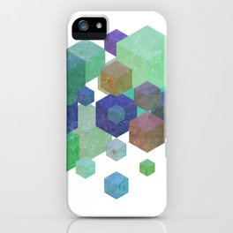Fly Cube N1.5 iPhone Case