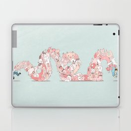 Rollercoaster of Emotions Laptop & iPad Skin