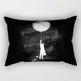 Midnight Traveler Rectangular Pillow