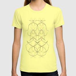 threaded harmony T-shirt