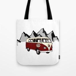 North-Falia Tote Bag