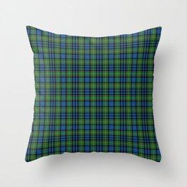 Gillis Tartan Throw Pillow