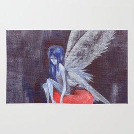 Fairy Loves Apple Rug