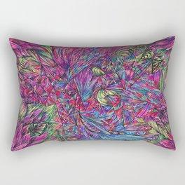 Pinky Pop Rectangular Pillow
