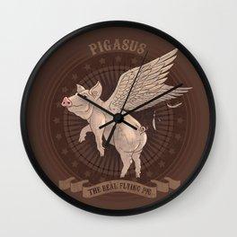Pigasus Wall Clock