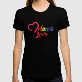 Heart Orlando Love T-shirt