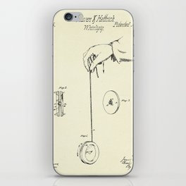 Whirligig-1866 iPhone Skin
