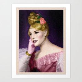 Aurora 1830 Art Print