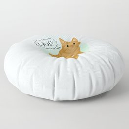 What's New Kitty Cat Floor Pillow