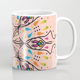 Phallic Mandala with a hint of Anus Coffee Mug